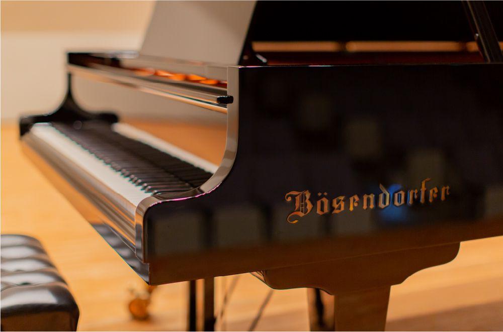 松代文化ホールは世界最高のピアノをご用意