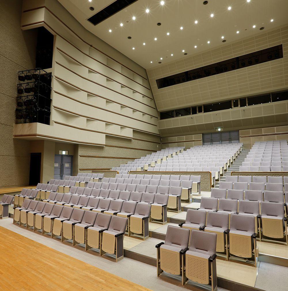 長野市松代文化ホール会場
